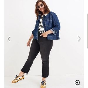 Madewell Jeans- Plus Size